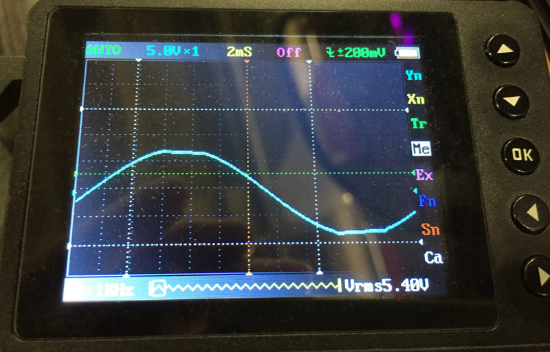 Pre-amp Voltage Output Claims Test - Sony MEX-GS610BT