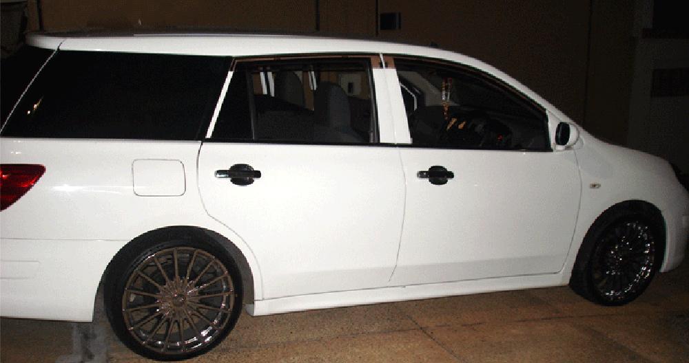 Mini Van Exterior