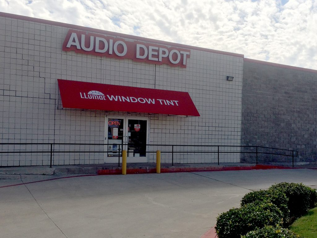 Audio Depot Store Front