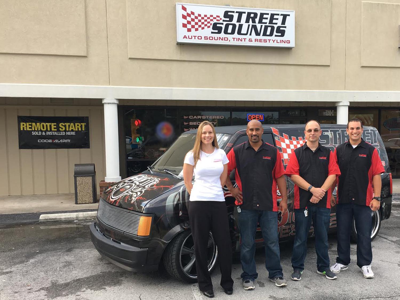 Street Sounds Staff