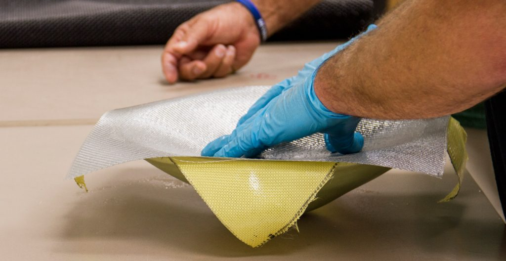 Composite Molding By Hand
