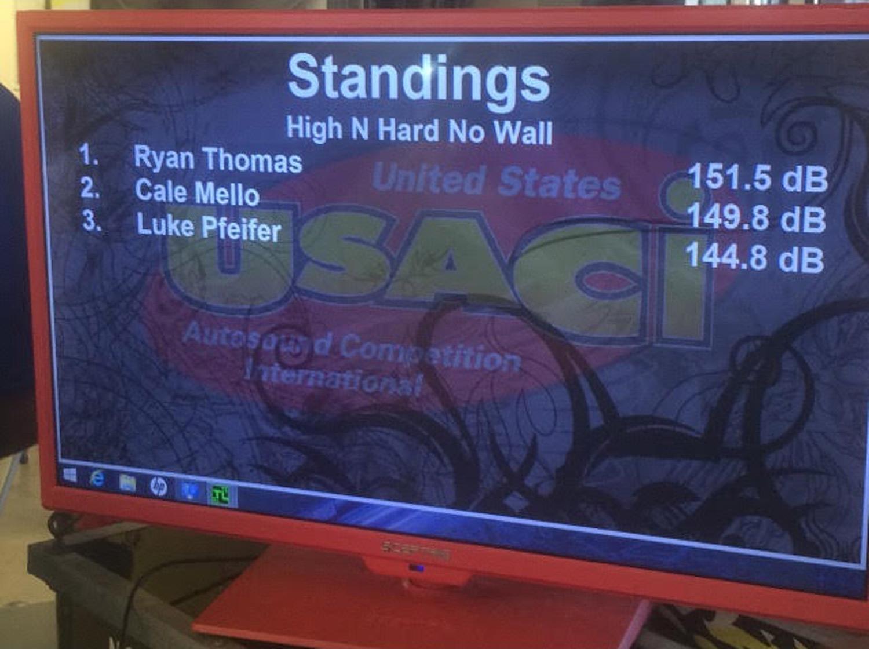 GMC Sierra USACI Standings