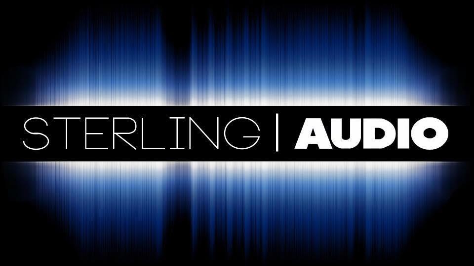 Sterling Audio Logo
