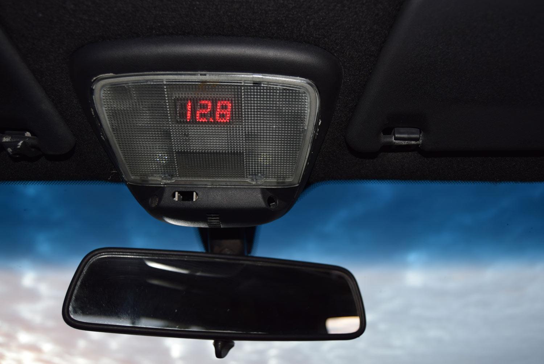 Opel Corsa - Meter