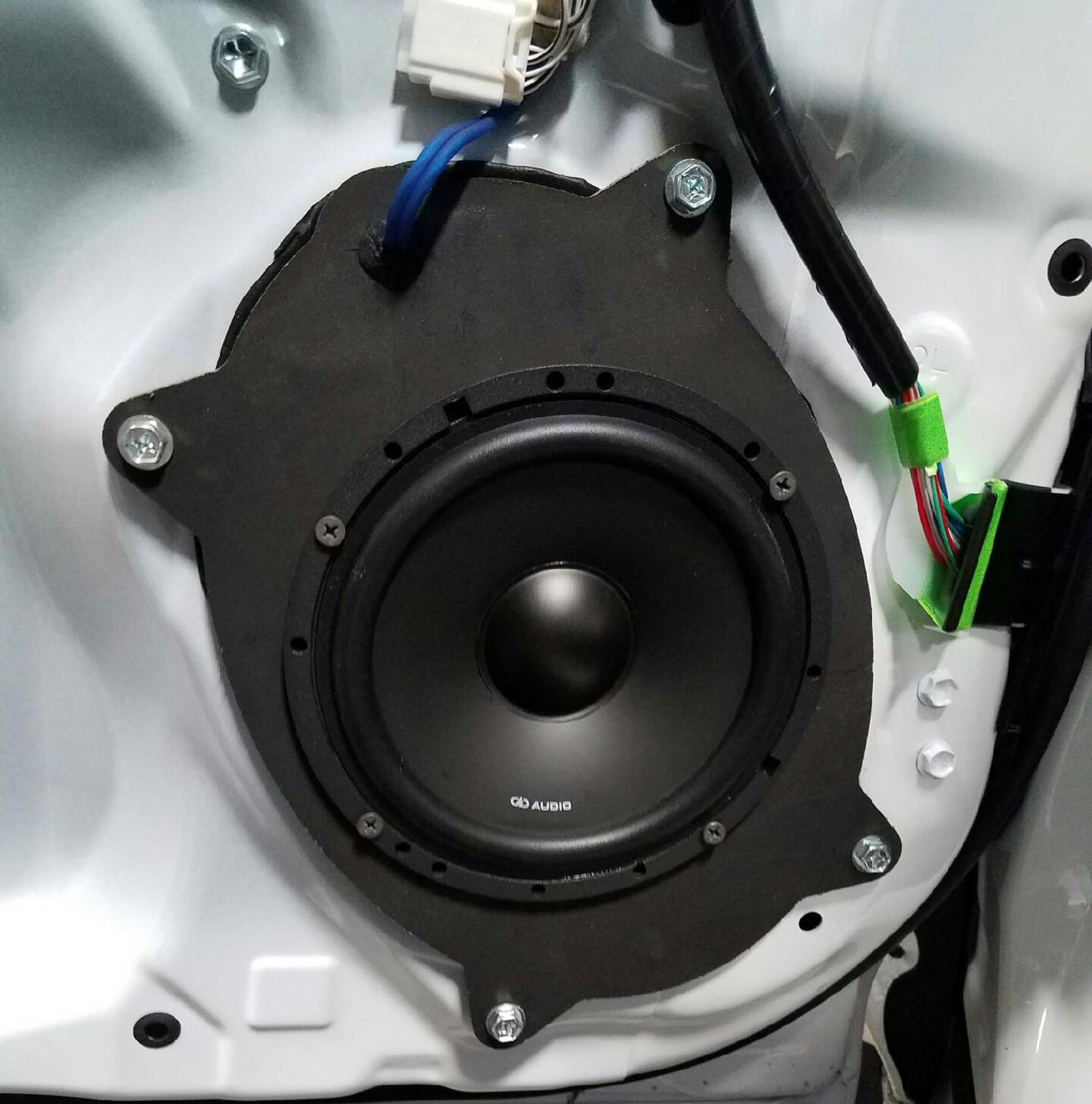 Toyota 4Runner Door Speaker - CC6.5