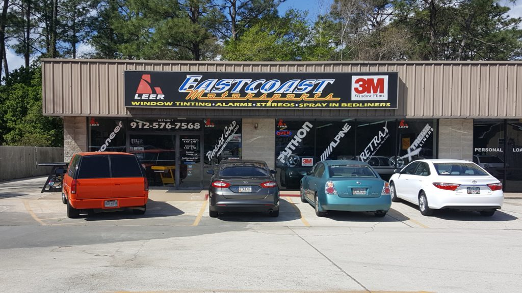 East Coast Motor Sports Storefront