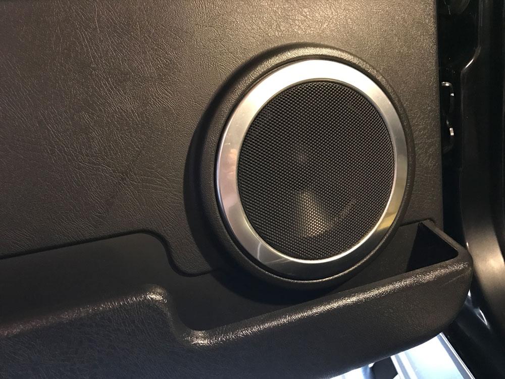 Hummer Door Speaker