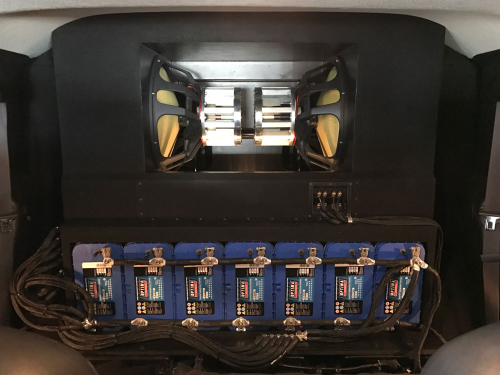 Hummer Subs and Batteries