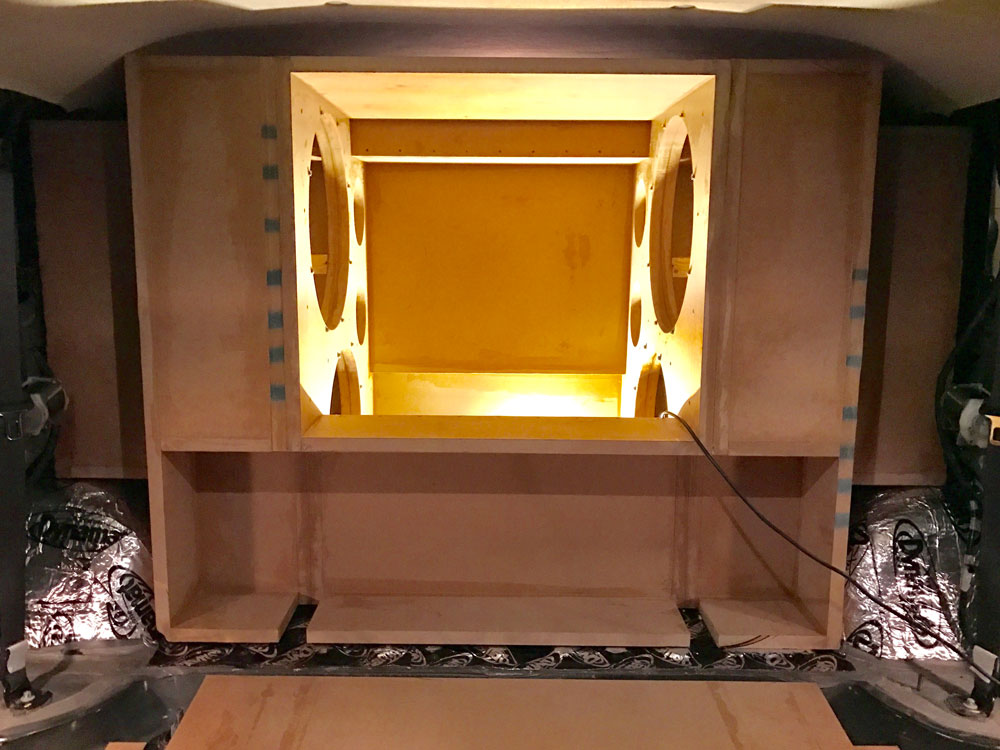 Hummer Enclosure - Almost There