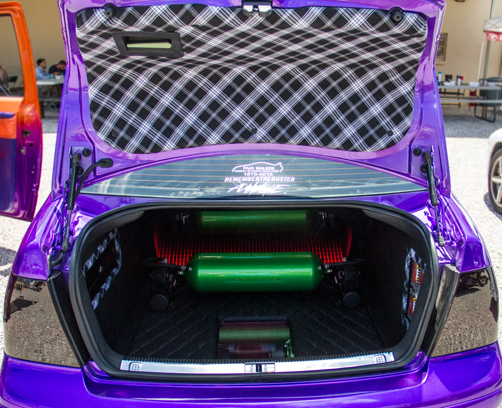 Jetta Exterior from Back with Trunk Open