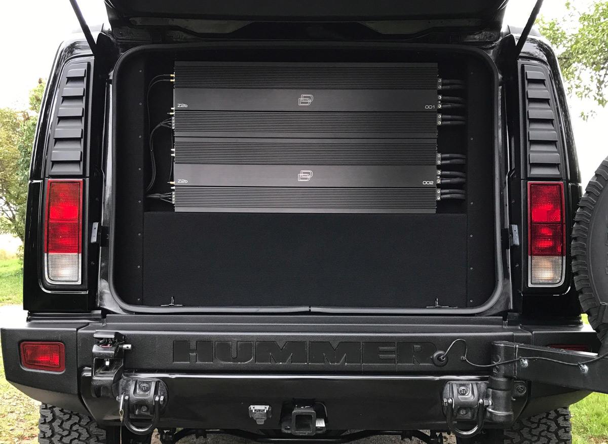 Hummer Amplifiers