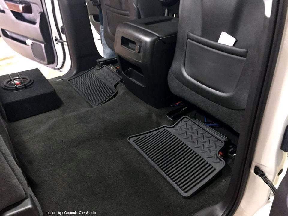 LE-S Under Seat
