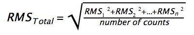 RMS Equation