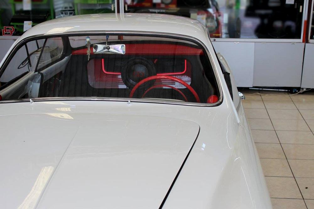 Pro Audio MX - Custom Ghia from front