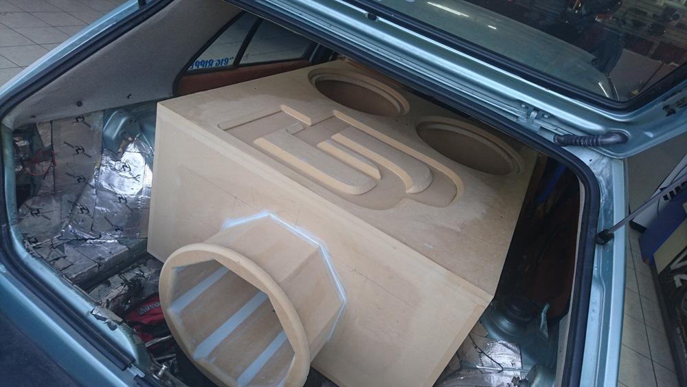 Pro Audio Custom Enclosure Build