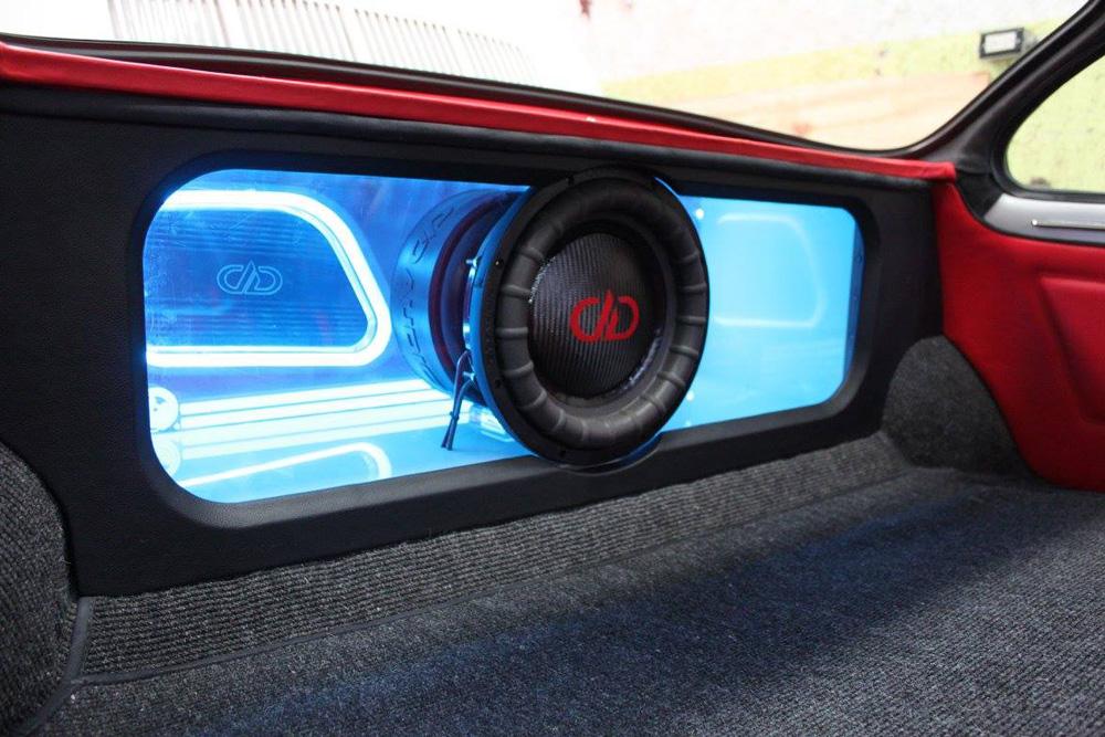 Pro Audio MX - Custom Ghia - Custom Enclosure Lit