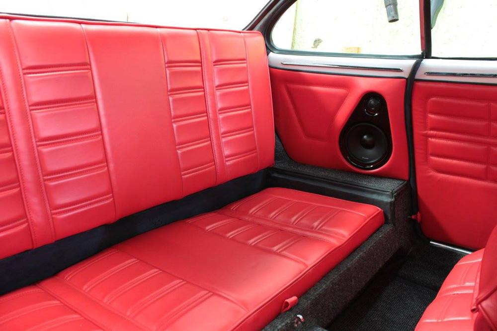 Pro Audio MX - Custom Ghia Backseat