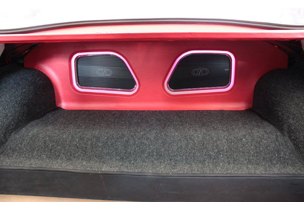 Pro Audio MX - Custom Ghia Trunk