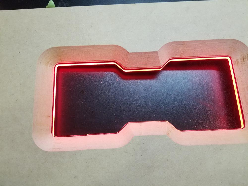 Camaro amplifier fabrication