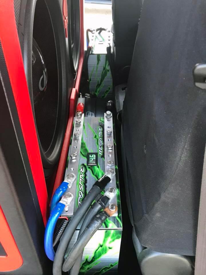 21 Bumpstreet Passenger Side Batteries Close Up