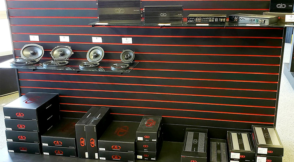 AVTech Amps and Components