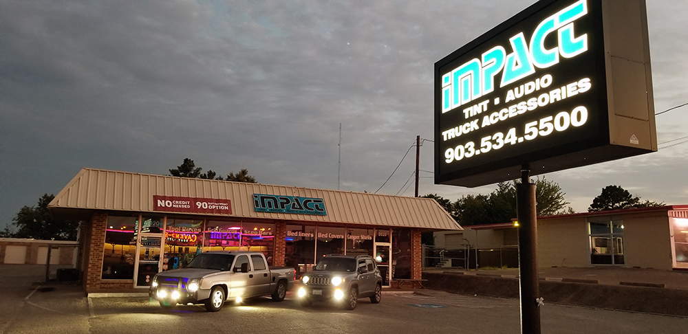 Impact Store Front
