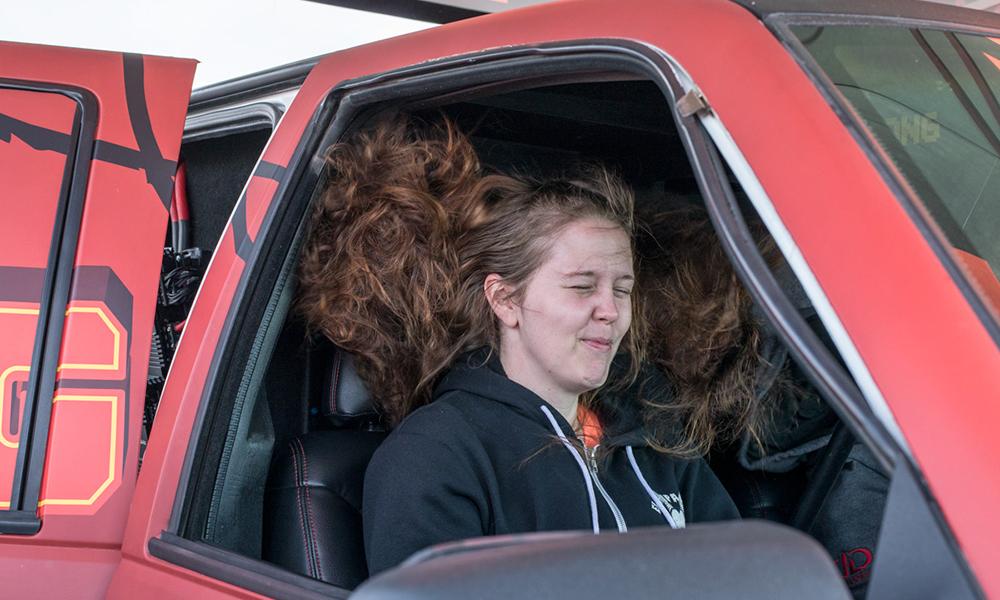Surf City 2018 Hair Tricks