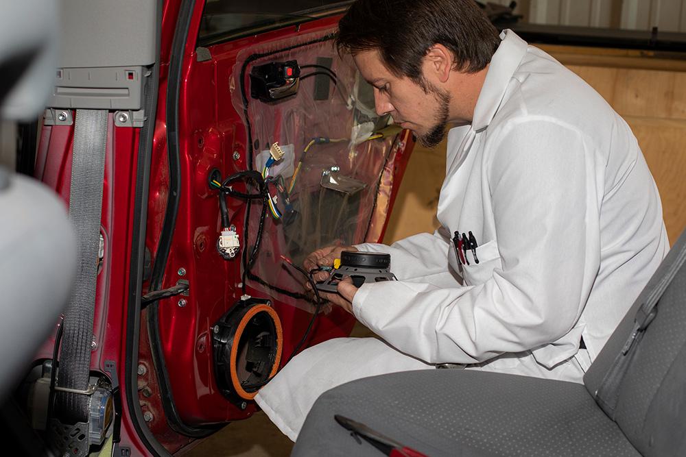 Jabee Toyota Prius Install Speaker Hookup