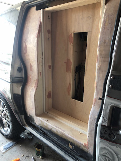 Install Highlight 2003 chevy astro van featured photo