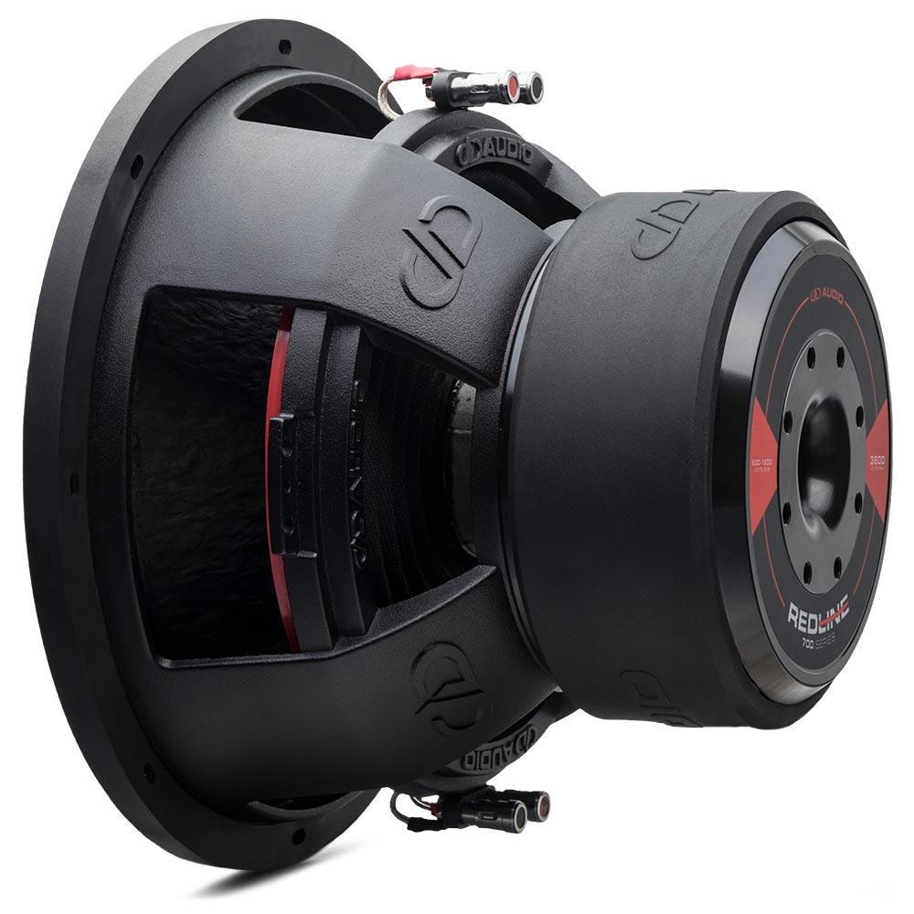 712d redline series 12 inch subwoofer