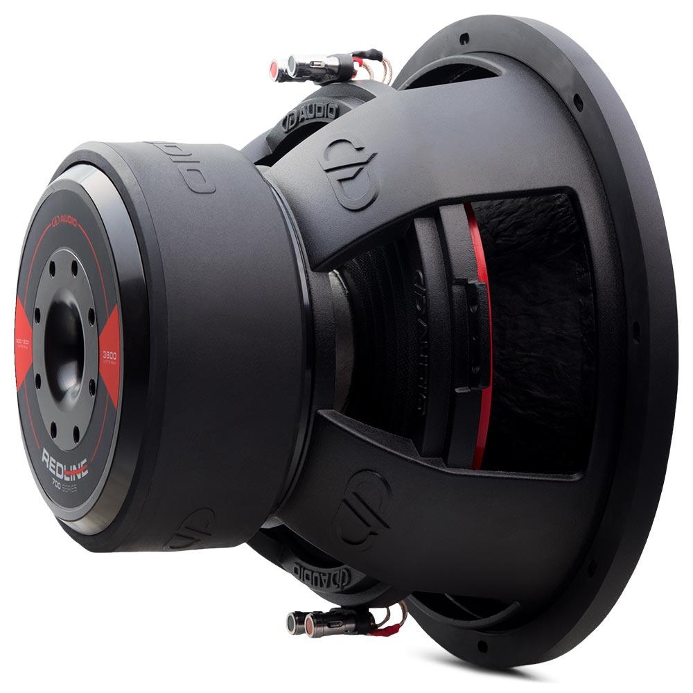710d redline series 10 inch subwoofer