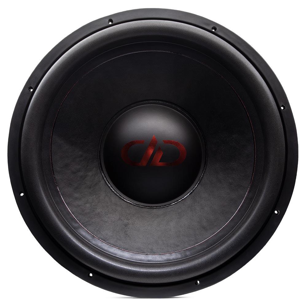 718d redline series 18 inch subwoofer