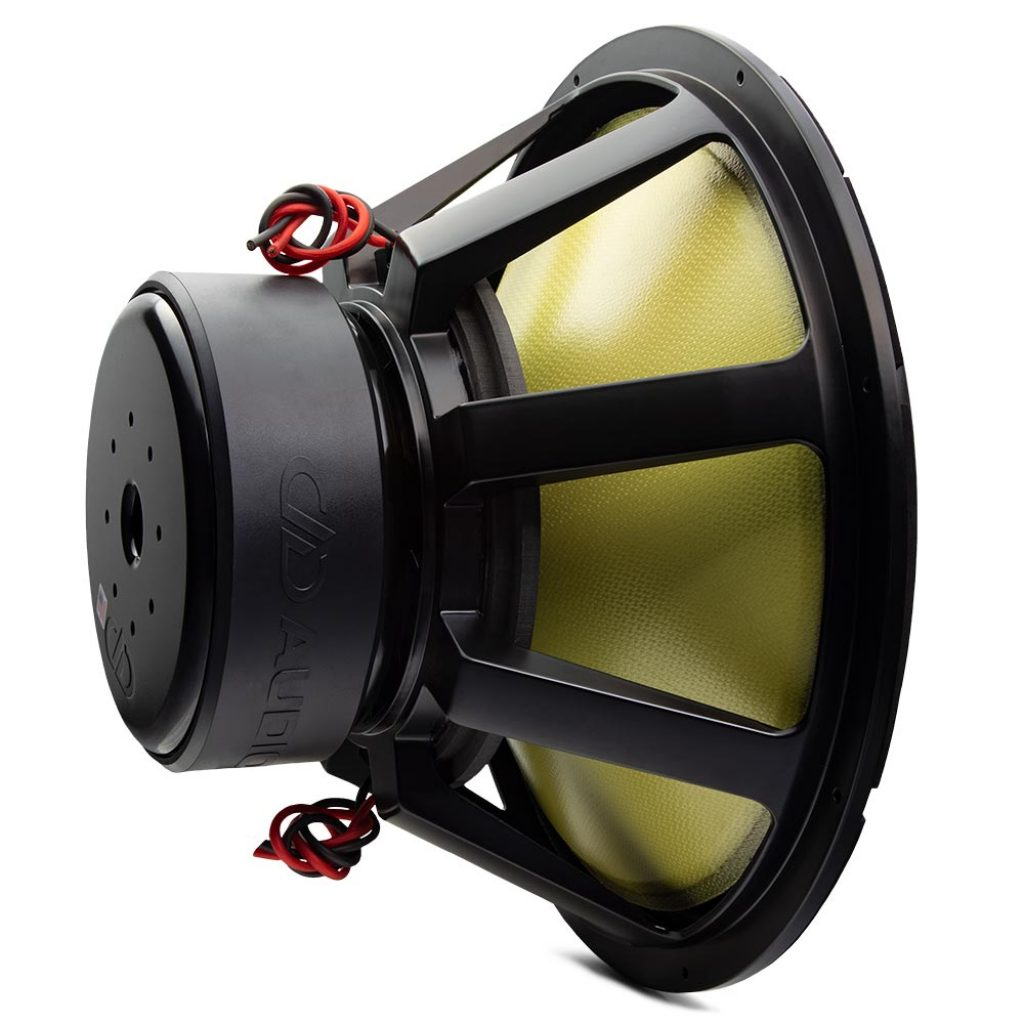 9921 21 inch subwoofer made in usa