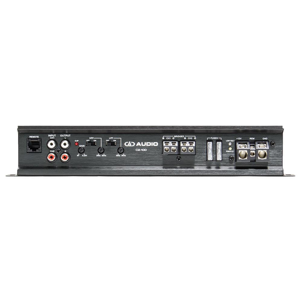 C2.100 2ch speaker amplifier