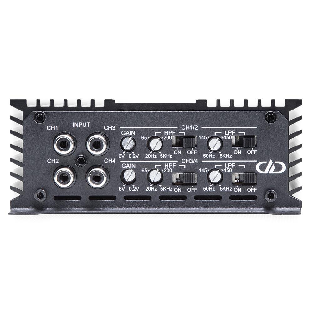D4.100 4ch amplifier