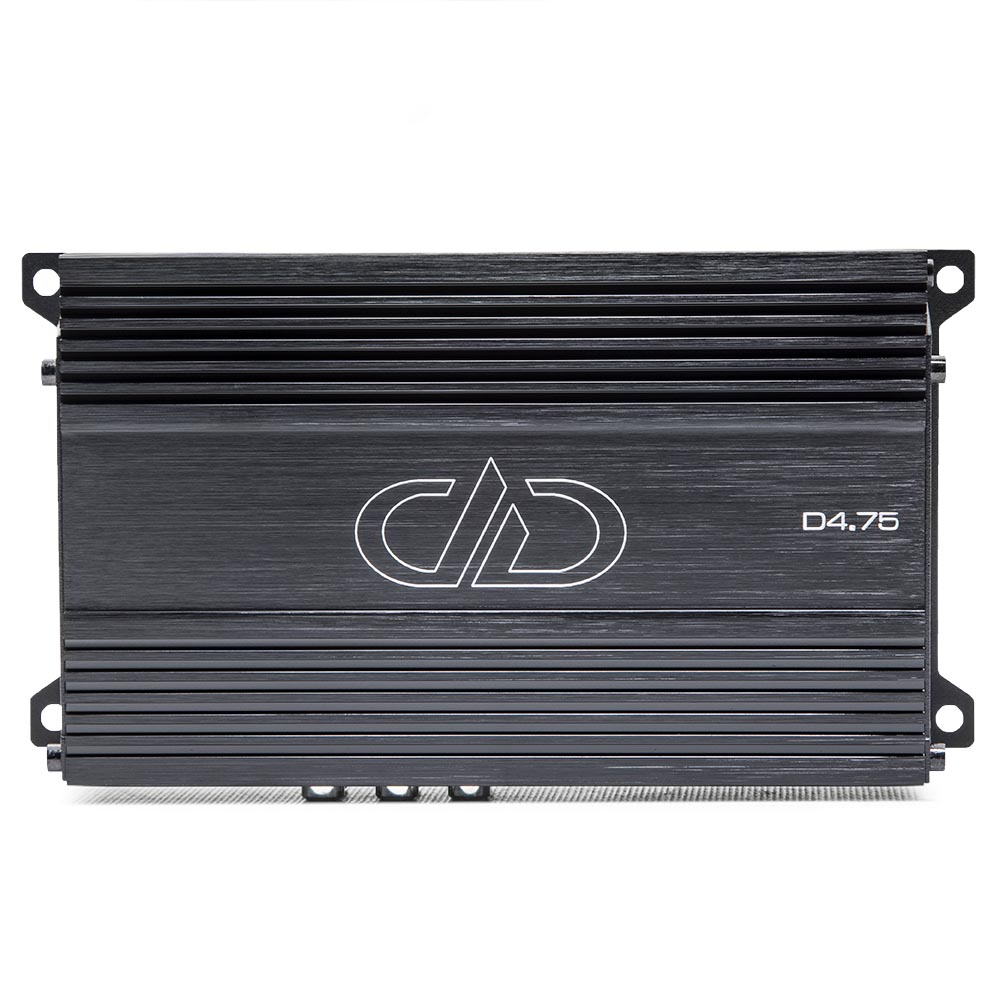 D4.75 4ch amplifier