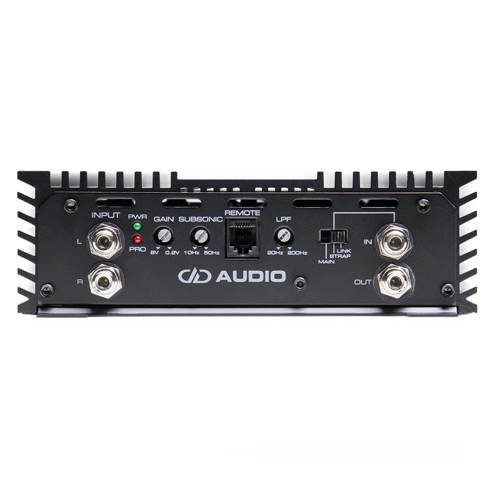 M1d monoblock amplifier
