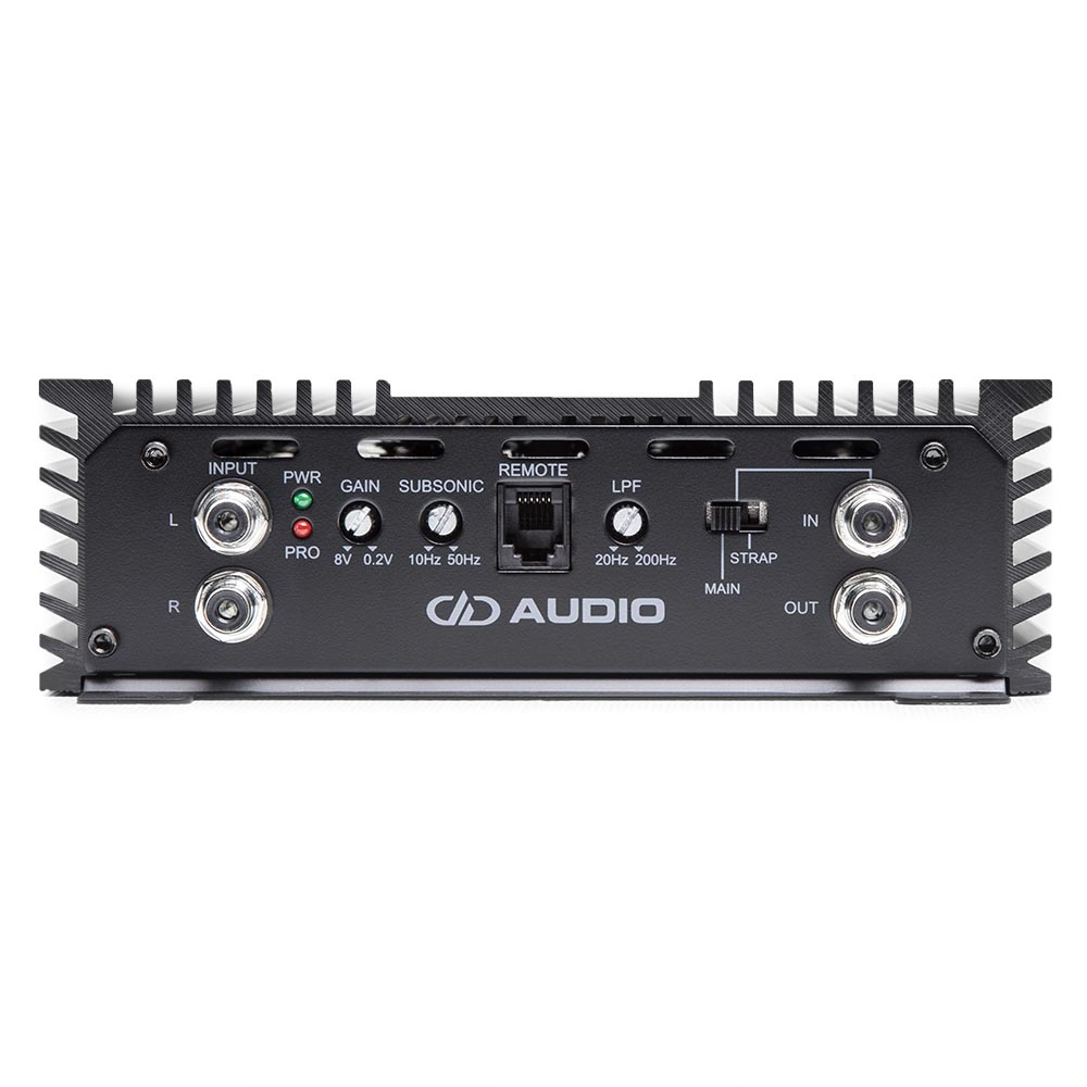 M2c monoblock amplifier