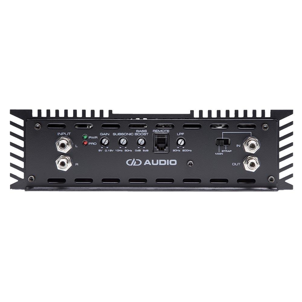 M3c monoblock amplifier