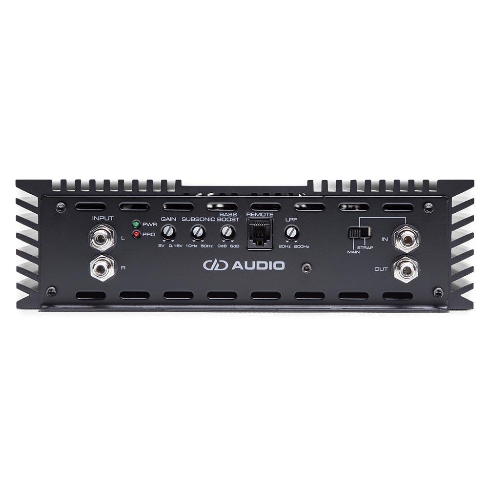 M4b monoblock amplifier