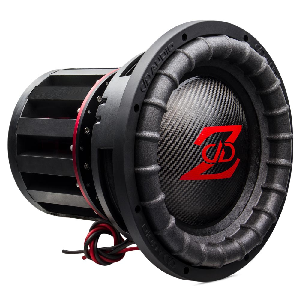 Z3 Z series subwoofer made in usa