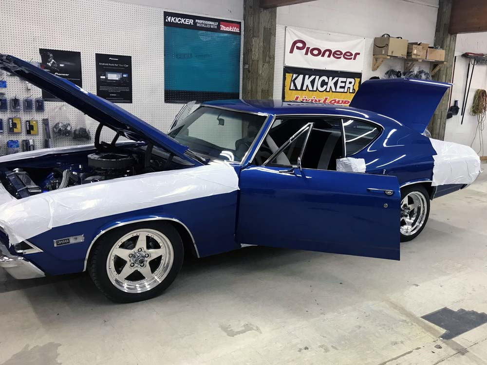 Install Highlight: 1968 Chevelle - featured photo