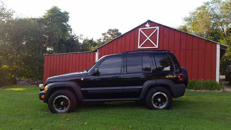 Install Highlight: 2006 Jeep Liberty - featured photo