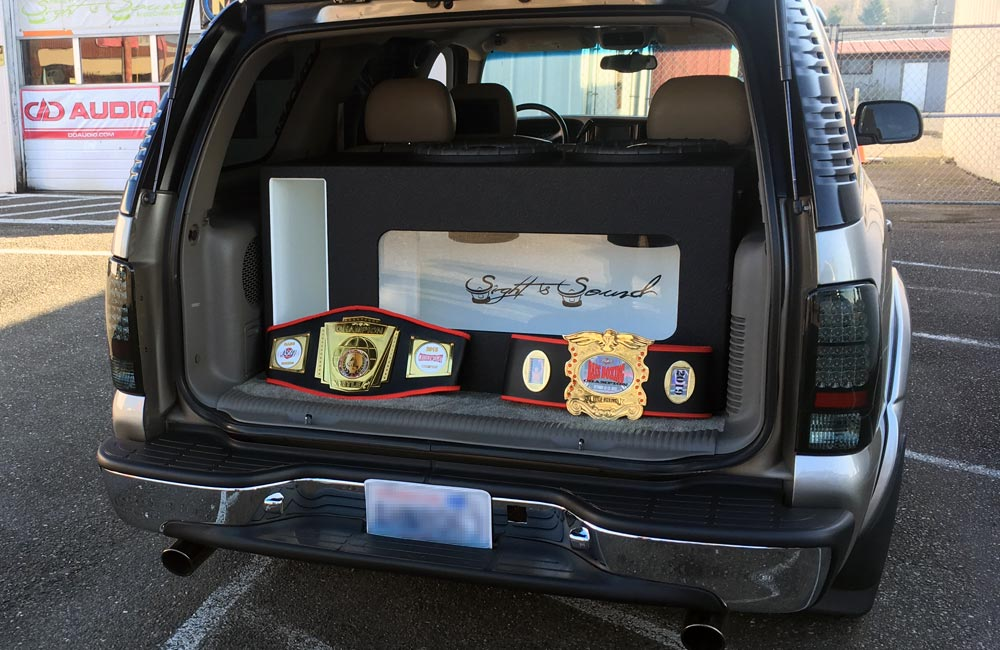 Install Highlight: 2001 Chevy Tahoe - featured photo