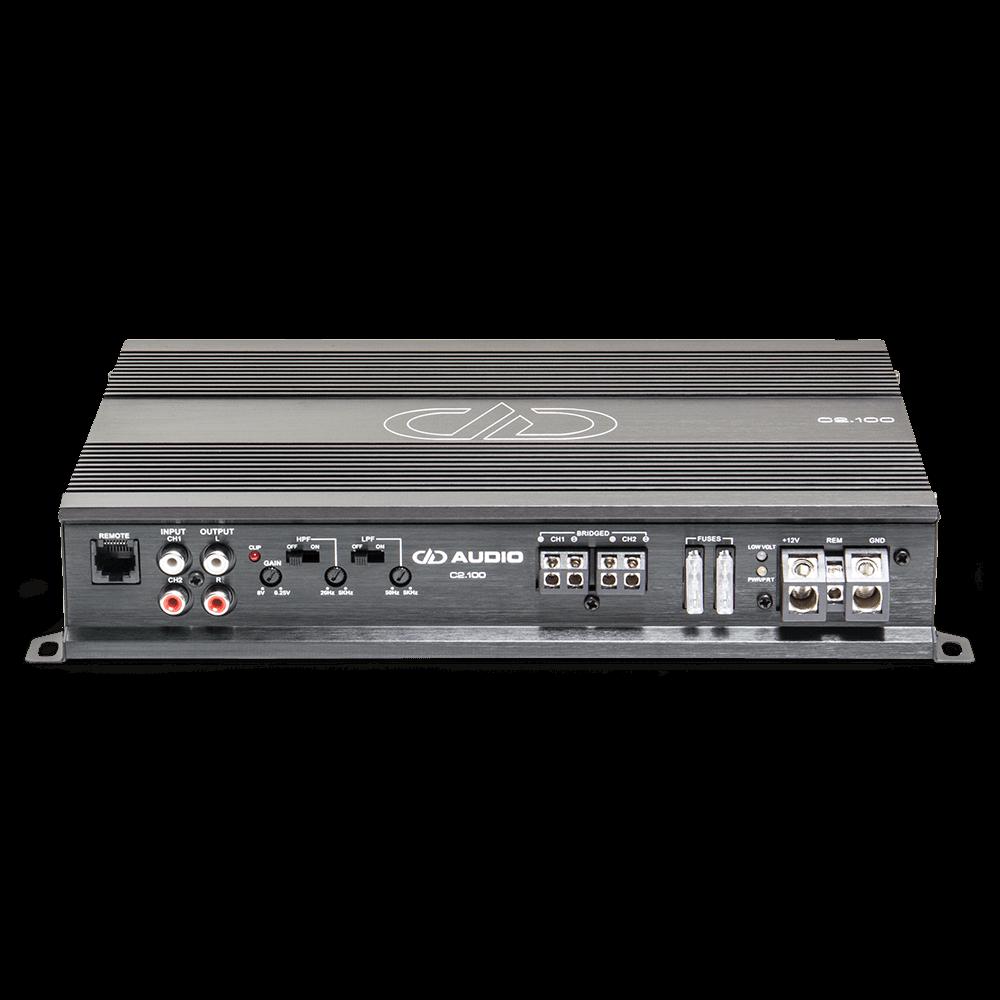 C2.100 2ch amplifier