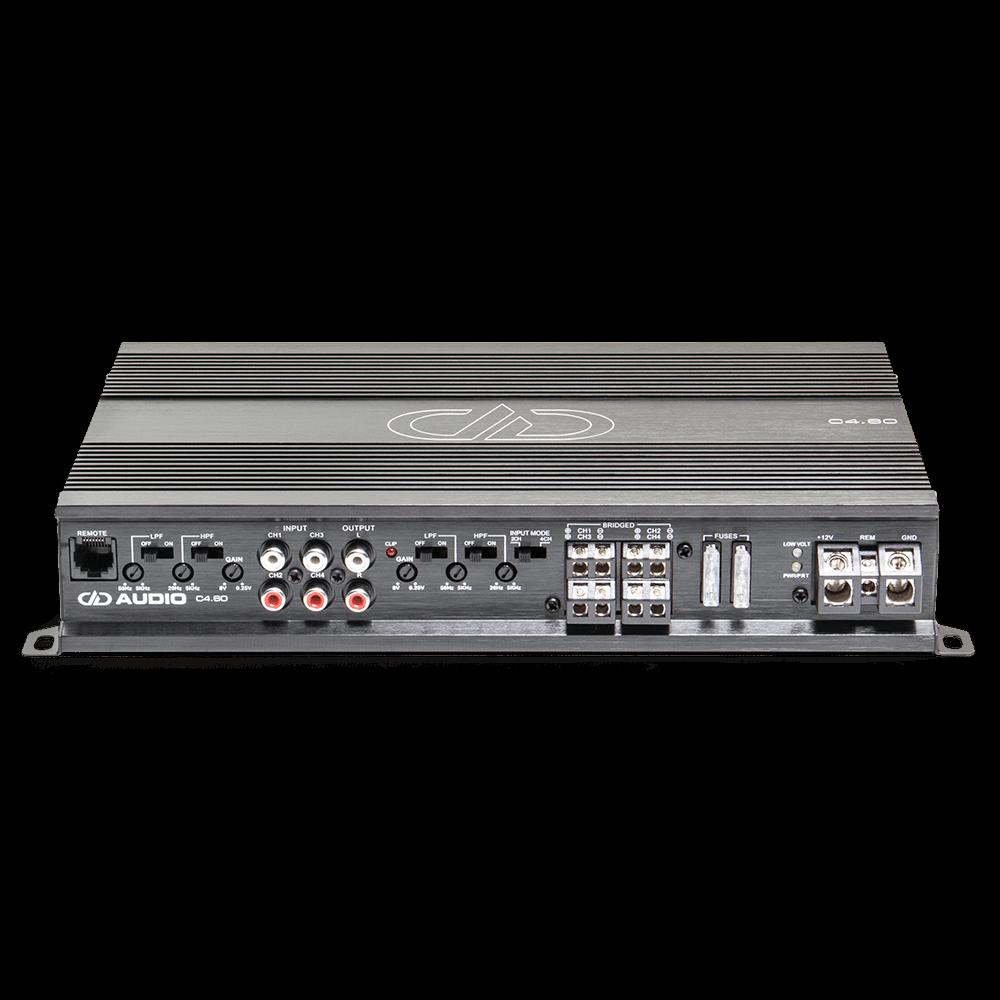 C4.60 4ch amplifier