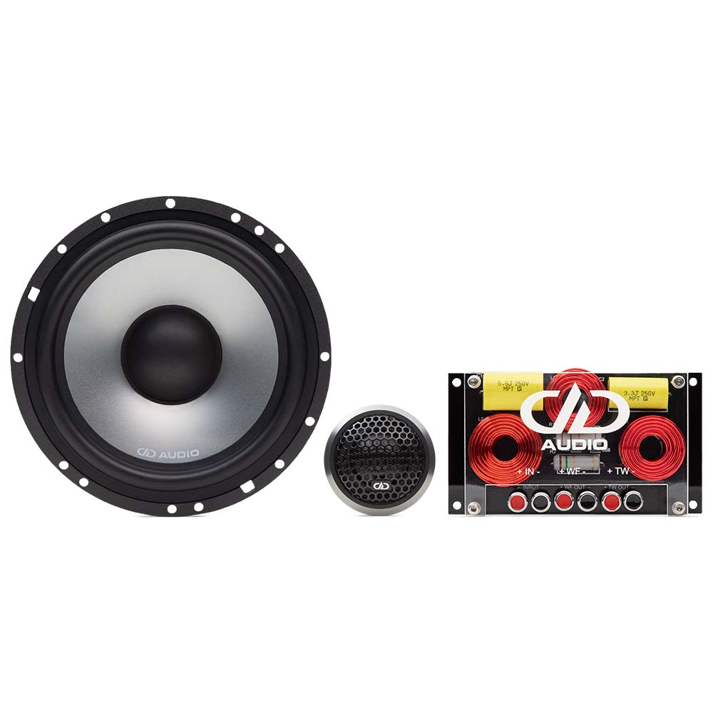 CC6.5a 6.5 inch Component Speaker set