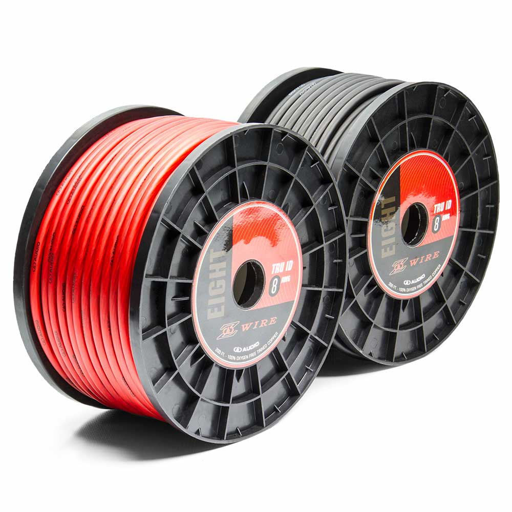 Z-Wire power cable 8 awg