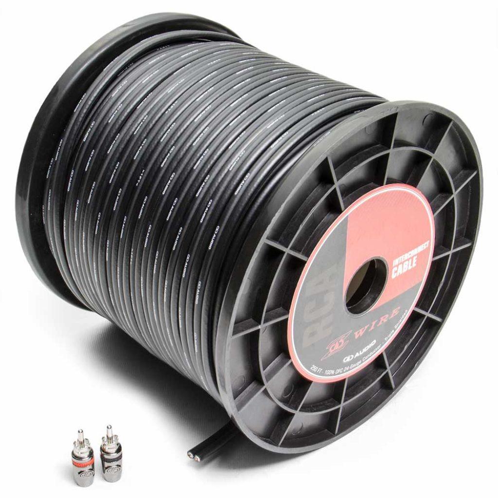 Z-Wire RCA System