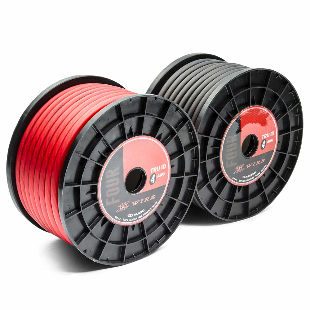 Z-Wire power cable spools